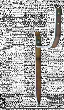 Cornière d'angle pour piquet de terre réf. Horizont 88178