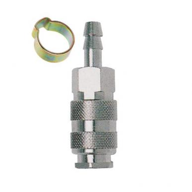 Coupleur rapide multiprofil - pour tuyau Ø 6 mm