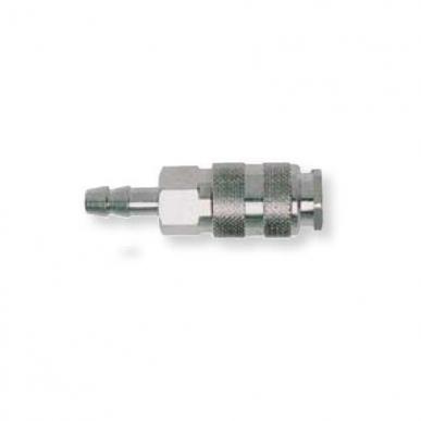 Coupleur rapide - pour tuyau Ø 8 mm