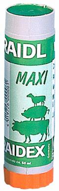 Crayon marqueur RAIDEX couleur verte (lot de 5)