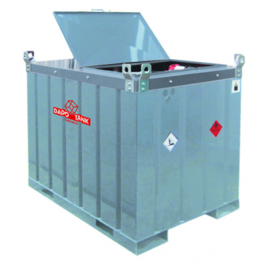 Cuve cylindrique PTKUBE 960L ADR