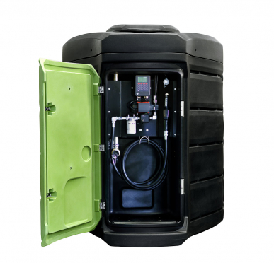 Cuve à gasoil stationnaire Fuelstation 5000L - 60L/min - DMS
