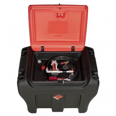 Cuve de transport fioul 450L mobiMASTER - Simple paroi - 60 L/min