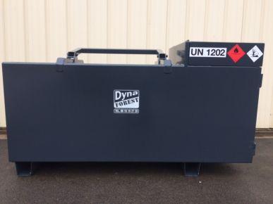 TANK für nicht-straßengebundene Dieselkraftstoffe 990L