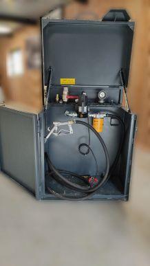 Cuve GNR déplaçable - 990L  Pompe 40L/min