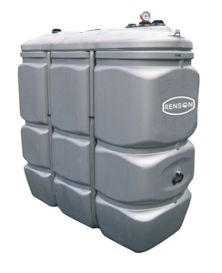 Cuve stockage fioul - PEHD 1500L