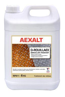 Dérouillant passivant D-ROUILLAEX Bidon 5 L