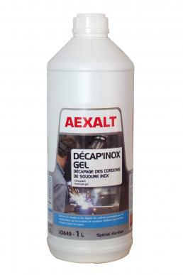 Gel décapant cordons de soudure DECAP'INOX Bidon 1 L