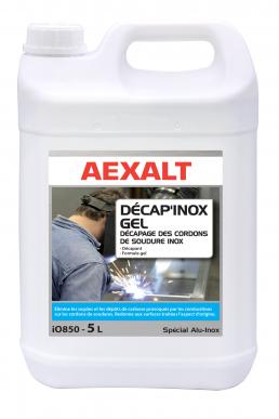 Gel décapant cordons de soudure DECAP'INOX Bidon 5 L