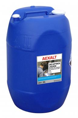 Décapant liquide cordons de soudure DECAP'INOX Fût 30 L