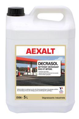 Nettoyant dégraissant sols encrassés DECRASOL Bidon 5 L