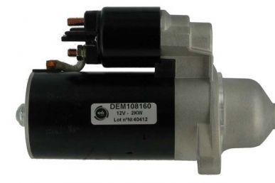 Anlasser ADI DEM108160 2 kW