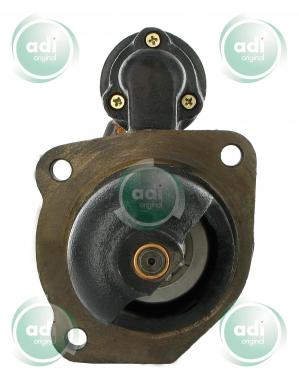 Démarreur pour Machine agricole ADI DEM126 3 kW - Modèle avec reducteur