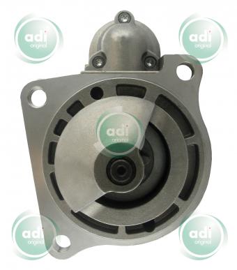 Démarreur pour Tracteur ADI DEM607 2.7 kW - Modèle avec reducteur