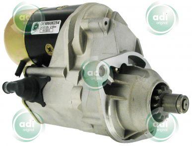 Getriebeanlasser ADI DEM608254 2.5 kW