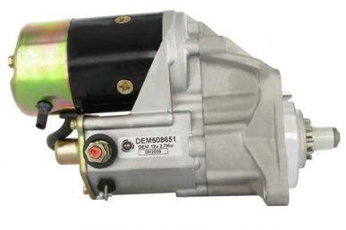 Getriebeanlasser ADI DEM608651 2.7 kW