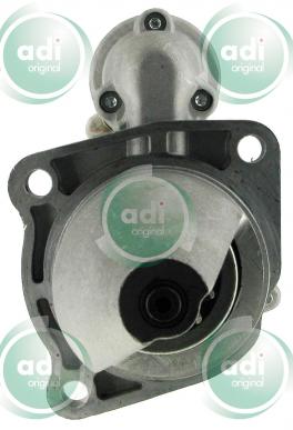 Démarreur pour Machine agricole ADI DEM707P 4 kW - Modèle avec reducteur
