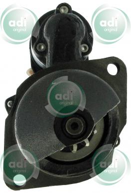 Démarreur ADI DEM746 4 kW - Modèle avec reducteur