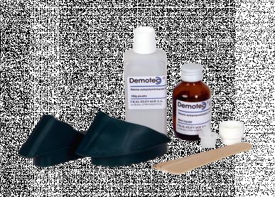 Demotec EASY BLOCK, pack avec 4