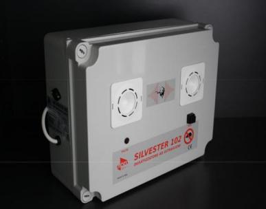 Dérailleur à ultrasons avec émetteurs fixes Silvester