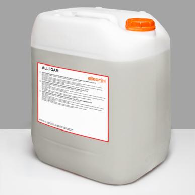 Desinfizierender Reiniger Vormelkschaum für Milchtiere - Allfoam - Kanister 20 Kg