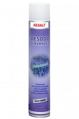 Désodorisant  Parfum lavande - Aérosol 1000 mL