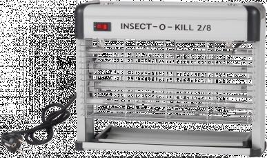 Destructeur d'insectes Insektokill 2x8 Watt