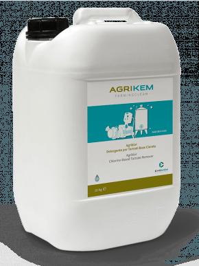 Reiniger zur Entfernung von Tartraten (Chlorbasis) 10 kg oder 25 kg - Mod Agriklor