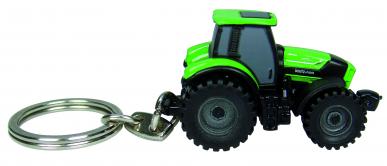 Porte-clés Tracteur Deutz Fahr Agrotron TTV 7250 1:128