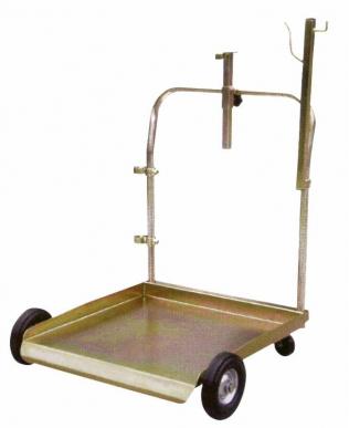 Diable - chariot pour transport de fût 180/220 kg.