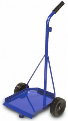 Diable - chariot pour transport de fût 30 kg.