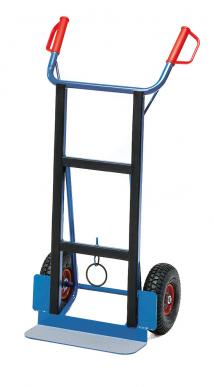 Diable pour appareils  Charge 350 kg - Hauteur 1150mm