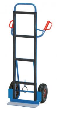 Diable pour appareils  Charge 350 kg - Hauteur 1425mm