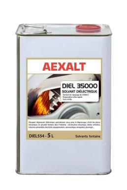 Solvant diéléctrique graisses et huiles DIEL 35000 Bidon 5 L