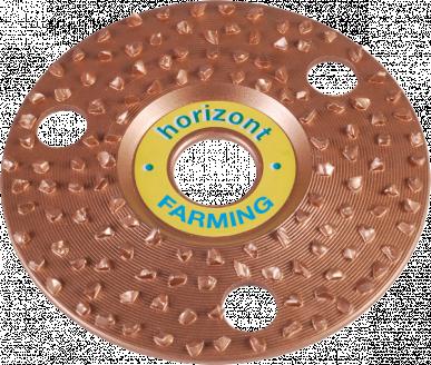 Disque abrasif Horizont , grains peu denses 30, Ø 115cm