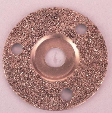 Disque de parage pour sabots ou griffes diamètre 115