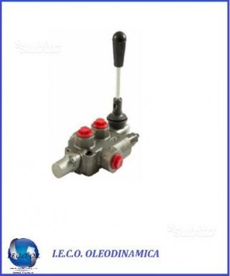 Distributeur hydraulique fendeuse 1 double effet 40 Litres fendeuse à bois