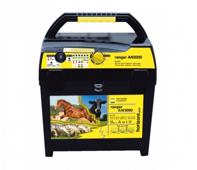 Electrificateur 12V ranger AN3000 Dual compatible 230 volt (2J, 14000V)