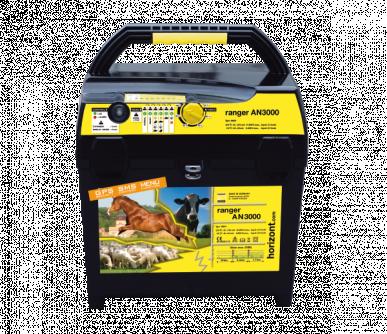 Electrificateur 12V ranger AN3000 GPS Dual compatible 230 volt (2J, 14000V)