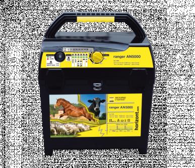 Electrificateur 12V ranger AN5000 Dual compatible 230V (3J, 12000 V)