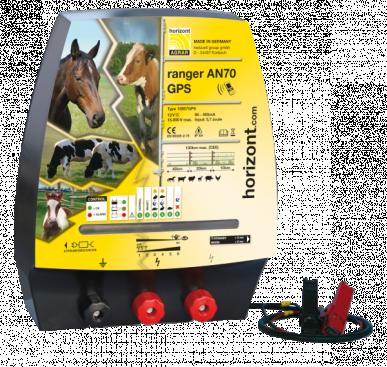 Electrificateur 12V ranger AN70 GPS Dual compatible 230V (4.8J, 15000 V)