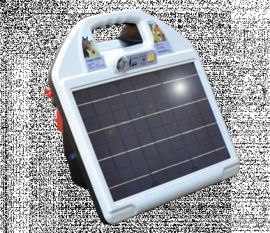 DESTOCKAGE Electrificateur 12V solaire Trapper AS35 (330 mJ, 9000V) => dès 5 unités achetées !