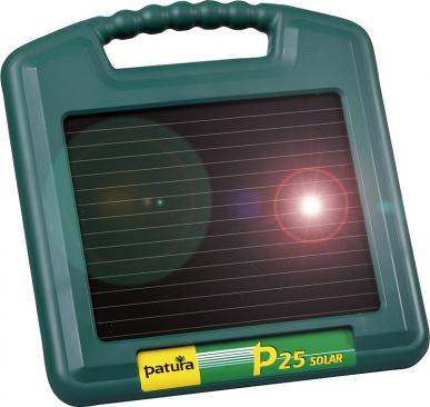 Electrificateur avec module solaire - P25 solaire