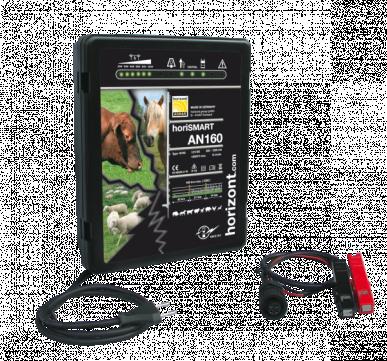 Electrificateur horiSMART AN160 mixte secteur 230V - batterie 9/12V