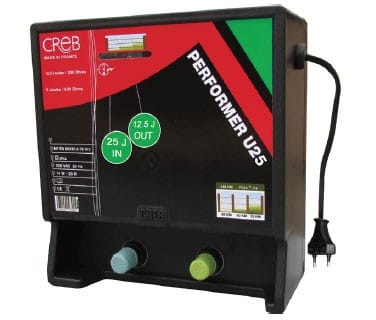 Electrificateur Performer U25 (UBI 12 J5)