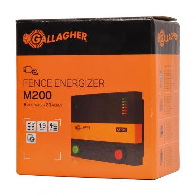 Electrificateur secteur 230V Modèle M200 (230V - 1,9 J)