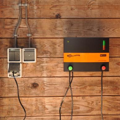 Electrificateur secteur 230V Modèle M500 (230V - 5,2 J)