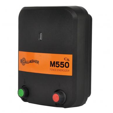 Electrificateur secteur 230V Modèle M550 (230V - 5,5 J)
