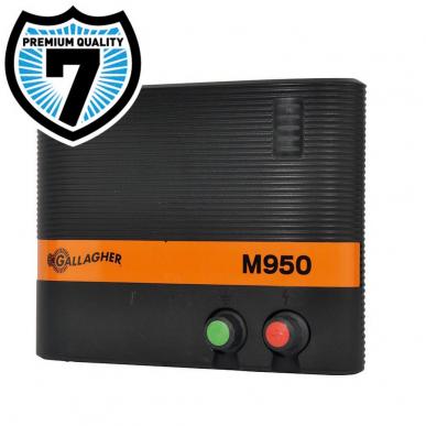Electrificateur secteur 230V Modèle M950 (230V - 9,5 J)