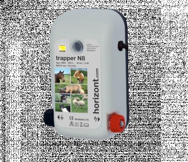 Electrificateur secteur 230V trapper N8 (800Mjoule, 8000V)